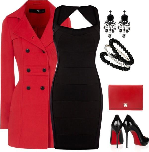 Evening Dresses & Gowns For Winter (11)