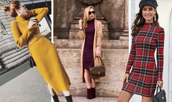 """Описание: Лентовите midi bodycon рокли могат да се носят от сутрин до вечер // Комбинирайте го с дълга плетена жилетка // Bodycon и карирана шахматна дъска!  Перфектният """"брак"""" на модата!"""