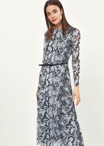 рокли с Животински печат